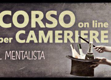 Corso on line per Cameriere: IL MENTALISTA