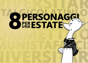 8 personaggi per un'estate