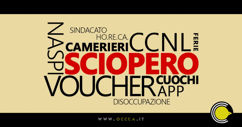 sciopero occca.it