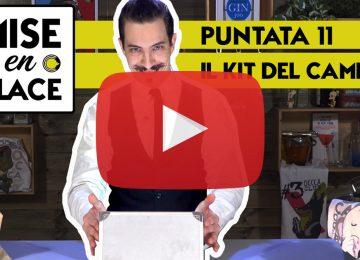 MISE en PLACE / 11 – Il Kit del Cameriere