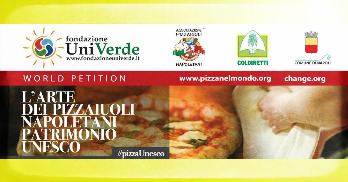Ricetta Pizza Unesco.L Unesco La Pizza E Napoli Occca It