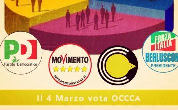 Il voto di OCCCA il 4 Marzo