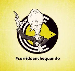 #SORRIDOANCHEQUANDO